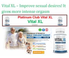 What Is Platinum Club Vital XL Formula?