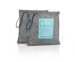 Ingredients of Breathe Green Charcoal Bag ?