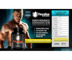 Whate are the ingredients used in Flexuline Muscle Builder ?