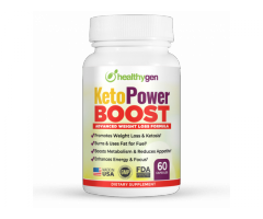 What Are The Ingredients Used In Ketopower Boost?
