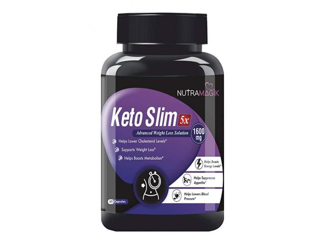 Whate Is Keto Slim Diet?