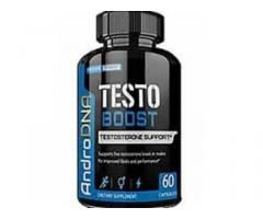 Active ingredients and their work-AndroDNA Testo Booster!