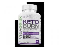 Vidagenex Keto Burn