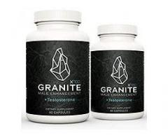 What are the Advantages of Granite Male Enhancement?