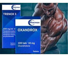 Steroide für Muskelziel
