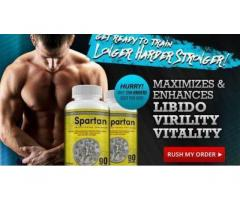 What is the usage of Spartan Man pills?