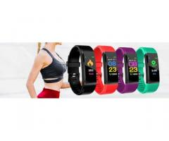Forget Stress and Live Healthy Life With ActiV8 Fitness Tracker