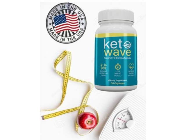 What is the use of Keto Wave diet pills?