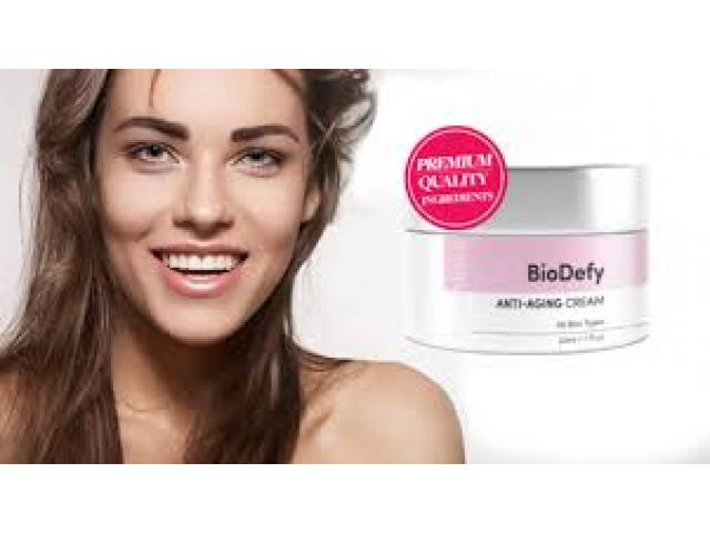 Bio Defy Anti-Aging Cream the signs of aging with our specialty!!