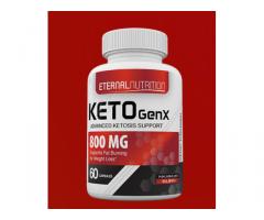 Eternal Nutrition Keto GenX