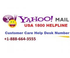 Contact 1-888-664-3555 Yahoo email technical support service phone Number for help