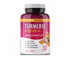 Reduce your Belly Fat with Turmeric Forskolin