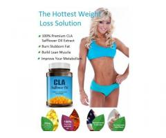Reduce your Belly Fat with CLA Safflower Oil