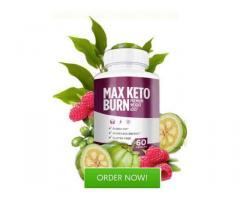 Max Keto Burn : Weight Loss Supplement,Reviews