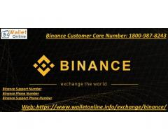 Binance forgot password