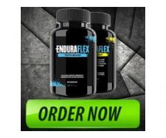 EnduraFlex Reviews - Perk Up Testosterone & Get A Muscular Build