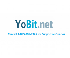 Yobit customer service number +1855 206 2326