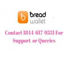 Breadwallet Customer Support Number 1-844-617-9531
