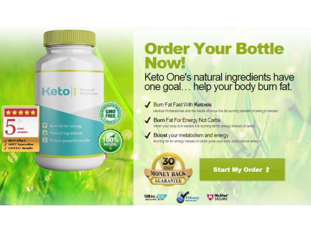 Keto One - *Must* Read Review Before Order