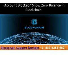 Account hacked in Blockchain?