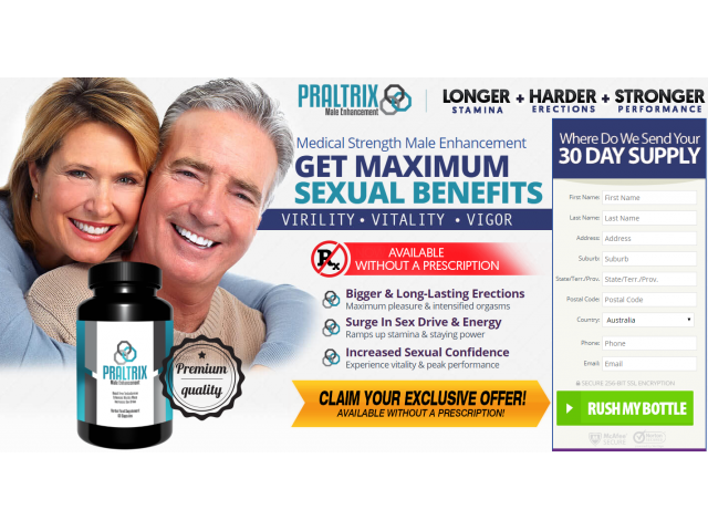Wanna Kick your Sex Drive to Stay Longer? At that point Choose Praltrix Male Enhancement: