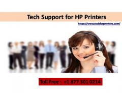 Do Used Tech Support Number for HP Printers Number 8773010214