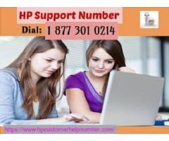 HP Support Toll Free Number   1 877 301 0214