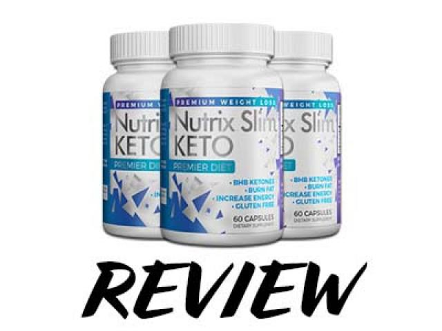 Effective Ingredients Of Nutrix Slim Keto