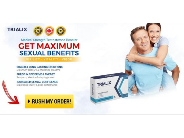 Trialix Male Enhancement Pills Canada