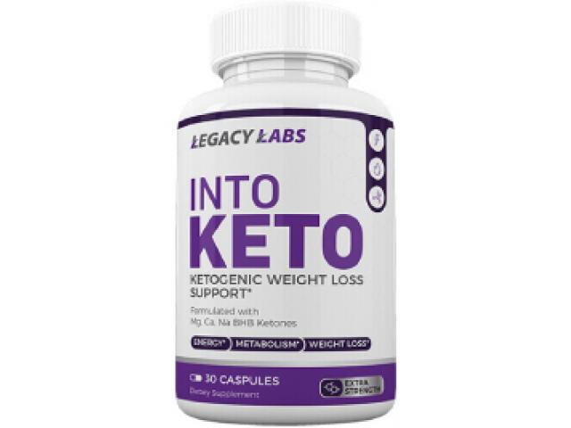 Are There Any Side Effects Of Using Legacy Labs Into keto?