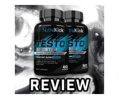 Dosing of Nutrakick Testo Booster
