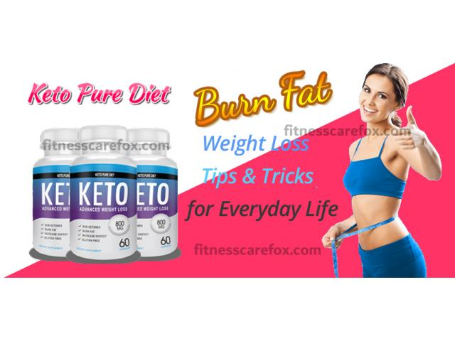 Keto Pure Diet Reviews for effective weight loss Read Review And Benefit