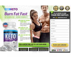 Keto Pure Diet Pills - Weight Loss Supplements to Burn Fat Fast - Shark Tank